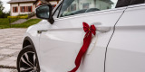 Auto do ślubu Samochód na wesele biały SUV VW Tiguan R-Line, Kielce - zdjęcie 5