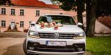 Auto do ślubu Samochód na wesele biały SUV VW Tiguan R-Line, Kielce - zdjęcie 6
