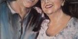 Portrety ślubne malowane ze zdjęcia, Szczecin - zdjęcie 4