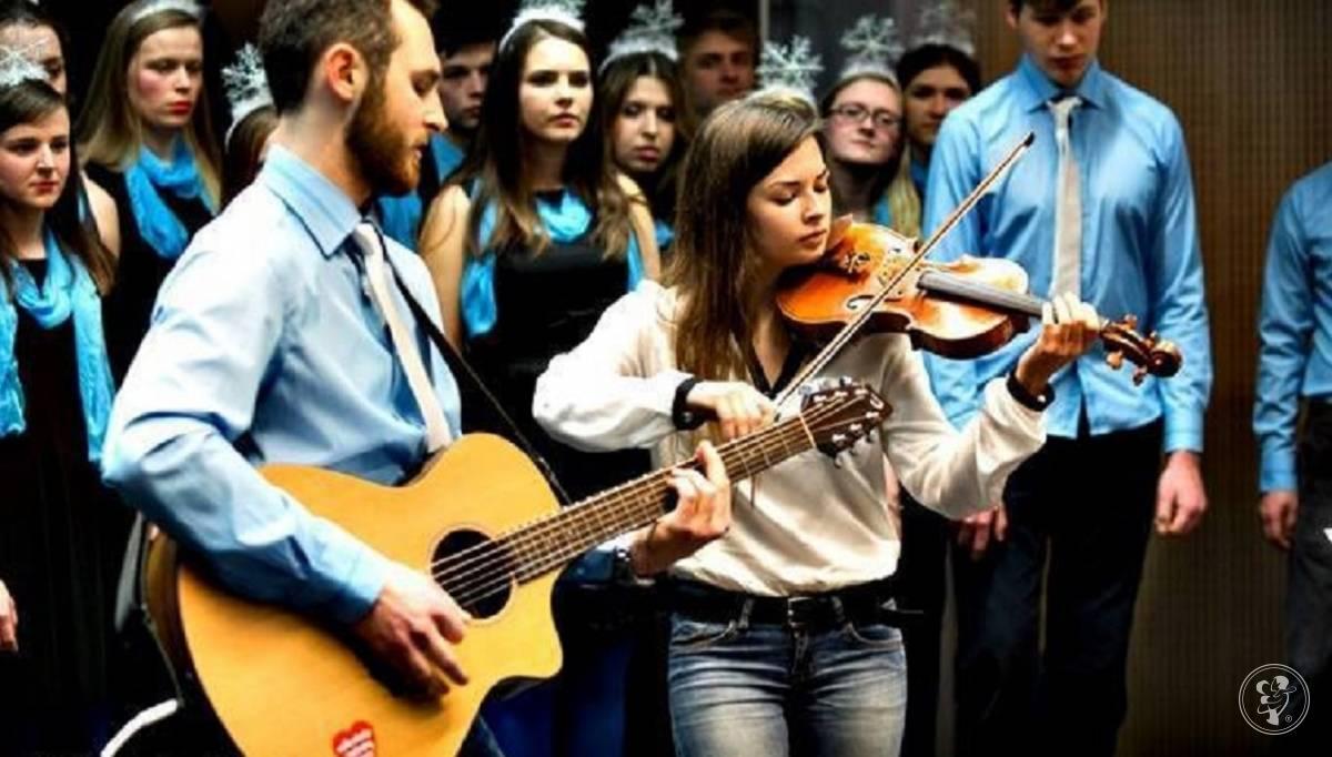 Oprawa muzyczna ślubu - skrzypce solo i więcej, Opole - zdjęcie 1