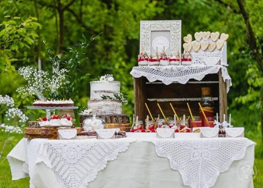 Słodko Słodko: słodki stół, torty, Słupsk - zdjęcie 1