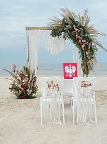 Dekoracje plenerowe, sal, kościołów, pełna florystyka ślubna. Dekoruje, Dekoracje ślubne Choszczno