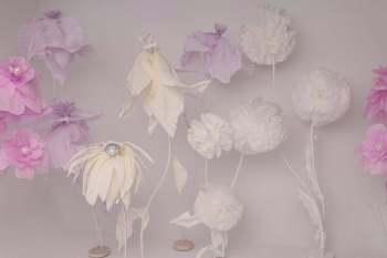 Papierowe kwiaty, Dekoracje ślubne Płońsk