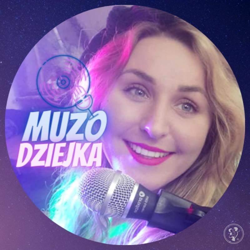 MuzoDziejka - Dj/ Wokalistka/ Wodzirejka /Śpiew Na Ślubie, Bydgoszcz - zdjęcie 1