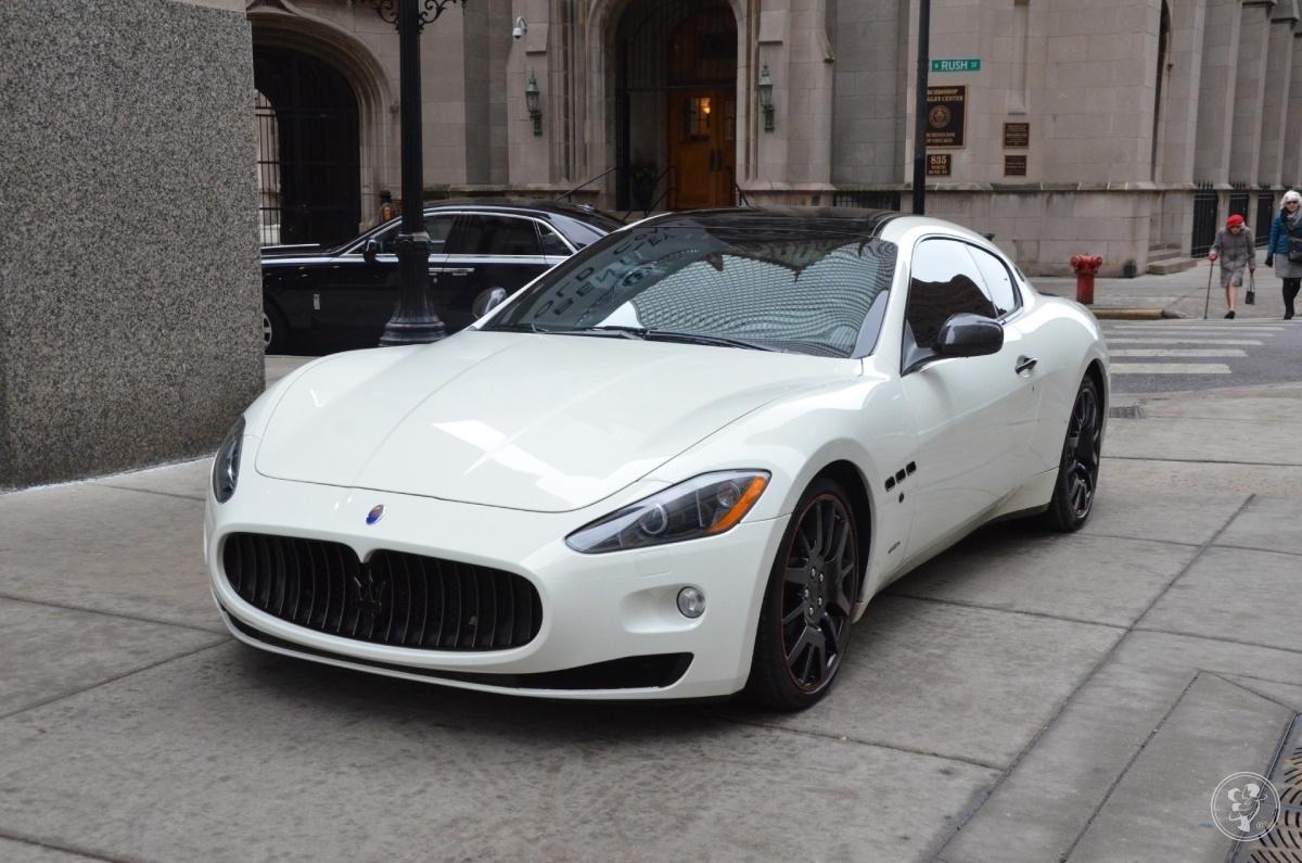 Ślub Wesele Jaguar XJ  Maserati Mercedes Zabytkowy Cabrio.OD 499 zł !, Wrocław - zdjęcie 1