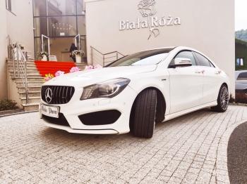💥Nowa odsłona Mercedesa Cla AMG💥 PROMOCJA NA TERMINY W TYGODNIU ✨🍾, Samochód, auto do ślubu, limuzyna Alwernia