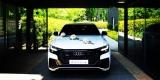 Najnowsze BIAŁE AUDI Q8 na Ślub Wesele   SUV   - luksusowe z klasą, Bielsko-Biała - zdjęcie 5