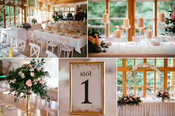 Blossom Avenue - florystyka i dekoracje ślubne, Dekoracje ślubne Darłowo