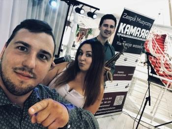 Zespół Muzyczny KAMARA na Twoje wesele!, Zespoły weselne Gryfice