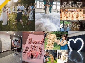 ⭐Strefa Atrakcji⭐Fotobudka⭐Ciężki dym ⭐Napisy⭐ Gry XXL⭐Serce LED⭐HIT⭐, Fotobudka, videobudka na wesele Aleksandrów Łódzki