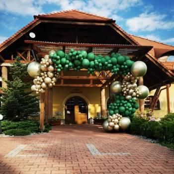 Balonadia - usługi dekoracyjne, balony z helem , Dekoracje ślubne Zawadzkie