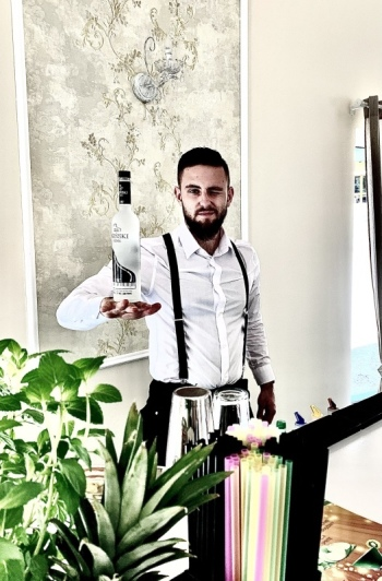 Drink Bar -Barman na wesele- Obsługa Baru ShakersSquad, Barman na wesele Słupsk