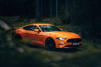 Ford Mustang GT 5.0 - poprowadź sam., Samochód, auto do ślubu, limuzyna Słupsk