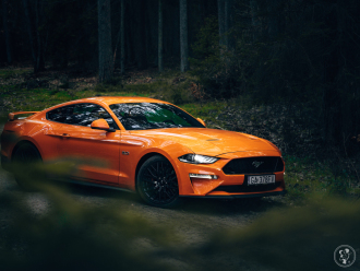 Ford Mustang GT 5.0 - poprowadź sam.,  Gdynia