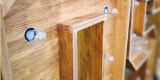 Podświetlany drewniany napis MIŁOŚĆ, Tarnów - zdjęcie 4