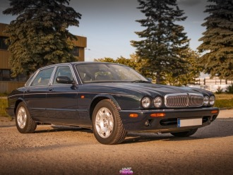Jaguar XJ do ślubu/klasyk/retro/V8,  Lublin