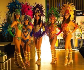 SAMBA PARAISO - Samba Brazylijska i Taniec Brzucha !!!, Pokaz tańca na weselu Koluszki