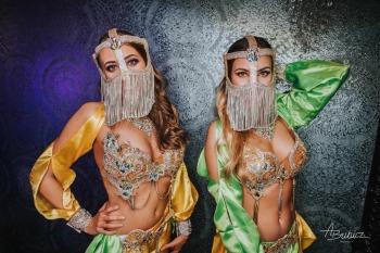 Pokaz tańca brzucha na Twoim weselu - jedyne takie show w Polsce, Pokaz tańca na weselu Koluszki
