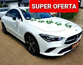 Nowy Mercedes CLA 200, Nissan Qashqai - SUPER OFERTA, Samochód, auto do ślubu, limuzyna Nowa Sarzyna