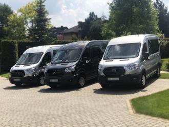 Busy 9 - osobowe, Wynajem busów na wesele. Bus Transport gości :),  Pszów