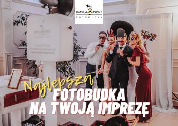 NAJLEPSZA FOTOBUDKA NA TWOJĄ IMPREZĘ! Drewniane gadżety!, Fotobudka, videobudka na wesele Żory