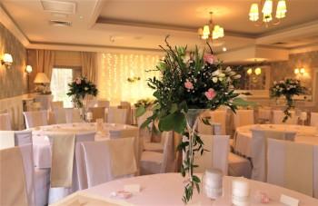 White Rose - dekoracje ślubne, kompleksowa oprawa florystyczna, Dekoracje ślubne Bydgoszcz