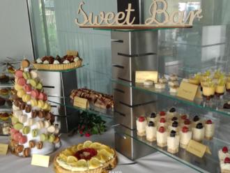 Sweet Bar, Słodki Stół, Candy Bar,  Głogów