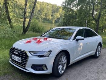 Najnowsze AUDI A6;)), Samochód, auto do ślubu, limuzyna Katowice