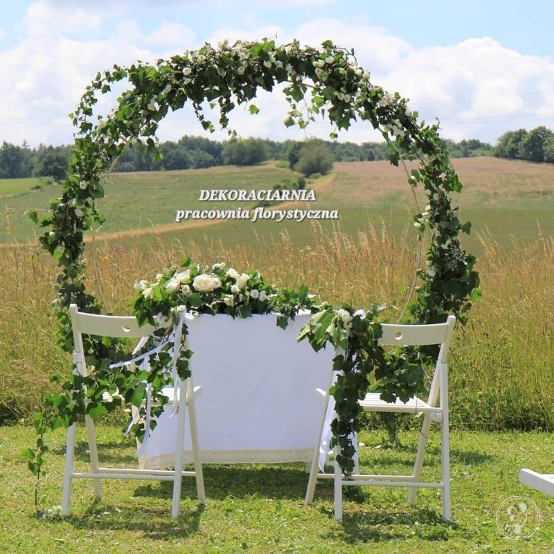 Dekoraciarnia - pracownia florystyczna - dekoracje slubne i weselne, Mirsk - zdjęcie 1