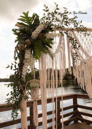 Organizujemy & Dekorujemy & Fotografujemy & Wynajmujemy, Dekoracje ślubne Olsztyn
