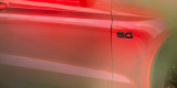 Samochod do ślubu, auto na wesele CZERWONY Mustang GT wynajem, Rzeszów - zdjęcie 4