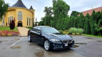Samochód do ślubu - piękna limuzyna BMW Seria 5, Samochód, auto do ślubu, limuzyna Sokołów Małopolski