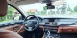 Samochód do ślubu - piękna limuzyna BMW Seria 5, Rzeszów - zdjęcie 3