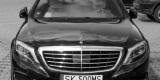 Auto do Ślubu Limuzyna Mercedes klasy S, Zgorzelec - zdjęcie 4