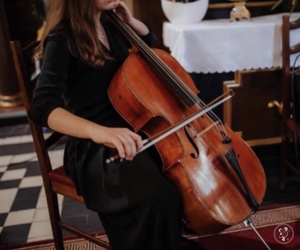 Wiolonczela - oprawa muzyczna ślubu, Piekary Śląskie - zdjęcie 1