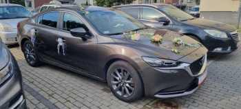 Elegancka limuzyna -Mazda 6 z kierowcą, Samochód, auto do ślubu, limuzyna Sosnowiec
