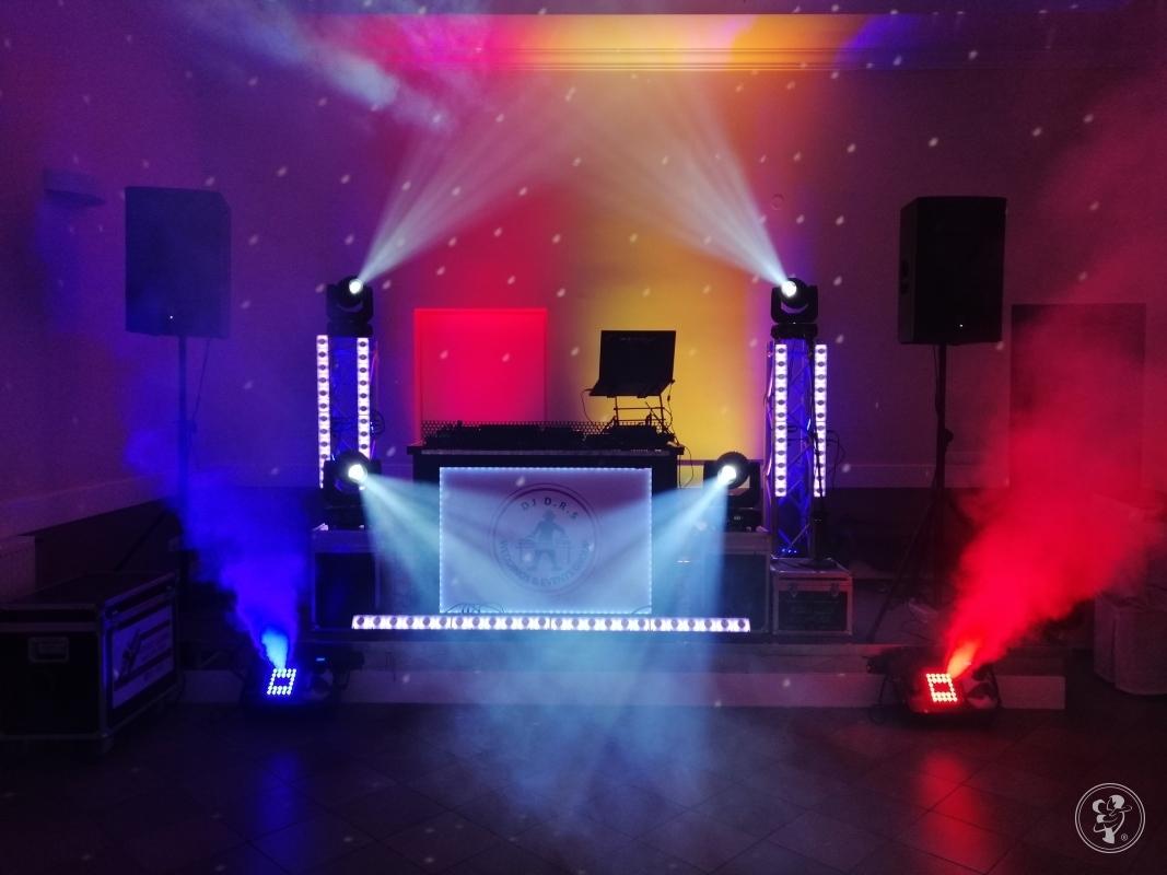 DJ  D.R.S  Wedding  Events  Group  ciężki dym ,iskry sceniczne, Tarnów - zdjęcie 1