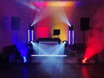 DJ  D.R.S  Wedding  Events  Group  ciężki dym ,iskry sceniczne, DJ na wesele Wojnicz