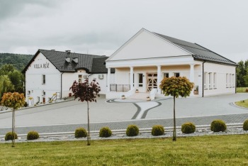 Villa Róż Zakrzów, Sale weselne Zakopane