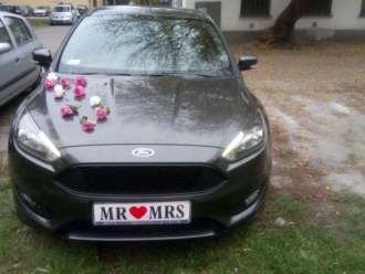 Auto na ślub,  Chełm