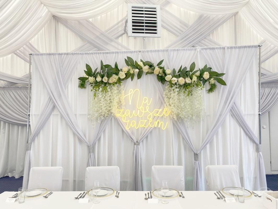 wypozyczalnia-weselna wysyłkowa wypożyczalnia dekoracji, neony, Augustów - zdjęcie 1