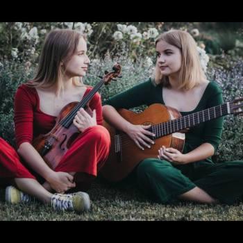 Anna i Agnieszka Masloch - ŚPIEW, ALTÓWKA, GITARA - Oprawa muzyczna, Oprawa muzyczna ślubu Chodecz