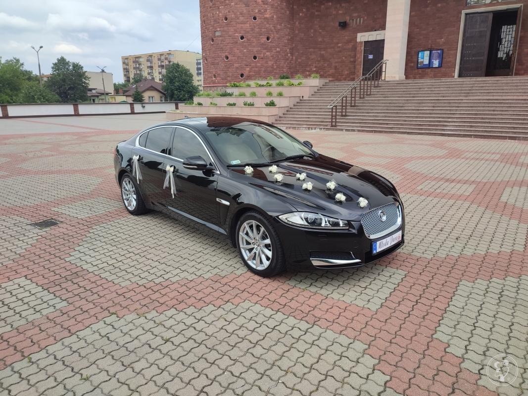 Auto do Ślubu Jaguar XF PREMIUM LUXURY, Białystok - zdjęcie 1