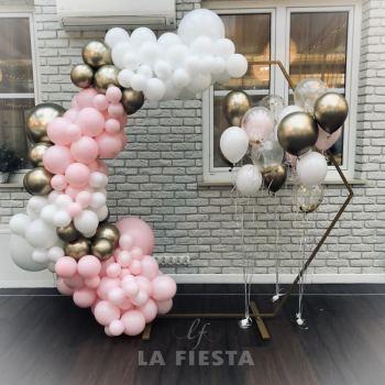 La Fiesta - dekoracje balonowe, balony z helem, Dekoracje ślubne Józefów Lubelskie