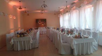 Restauracja - Hotel * FREGATA w Pęczniewie, Sale weselne Szadek