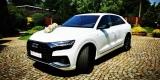 Najnowsze BIAŁE AUDI Q8 na Ślub Wesele   SUV   - luksusowe z klasą, Bielsko-Biała - zdjęcie 4