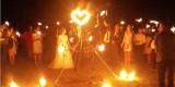 Niesamowite OGNIOWE  FIRESHOW ! - led show - POKAZY ŚWIATŁA - Ani Pelu, Kraków - zdjęcie 5