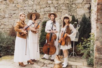Kwartet smyczkowy Forum Kwartet, Oprawa muzyczna ślubu Skała