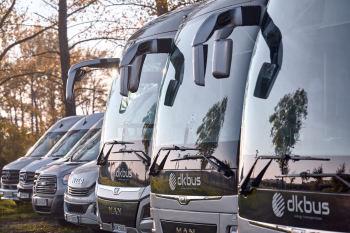 DKbus - nowoczesne autokary i busy , Wynajem busów Wrocław