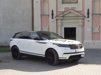 ⭐ Range Rover Velar P250S ⭐ Panoramiczny dach ⭐ Jedyny w lubelskim, Samochód, auto do ślubu, limuzyna Lublin
